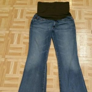 adriano maternity jeans size 29/Regular